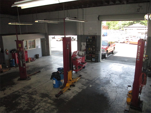 Auto Repair Shop Pleasanton
